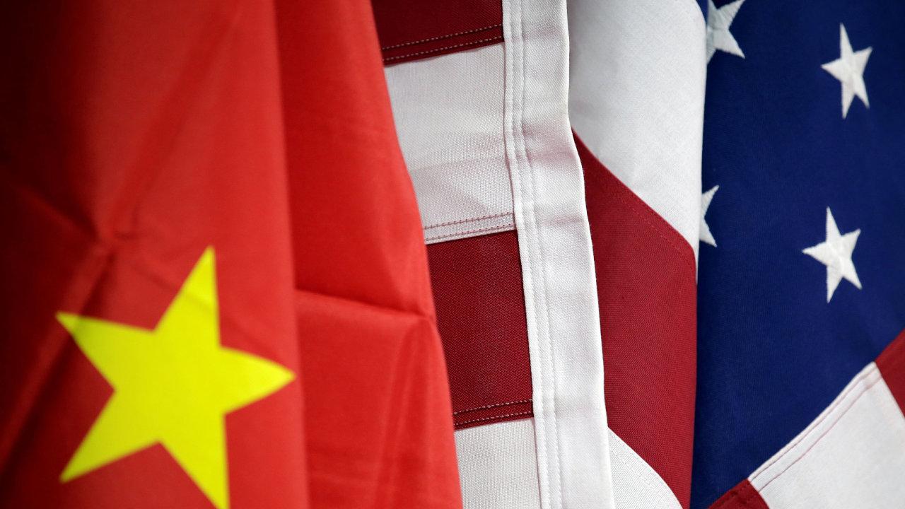 Čína–USA obchodní válka