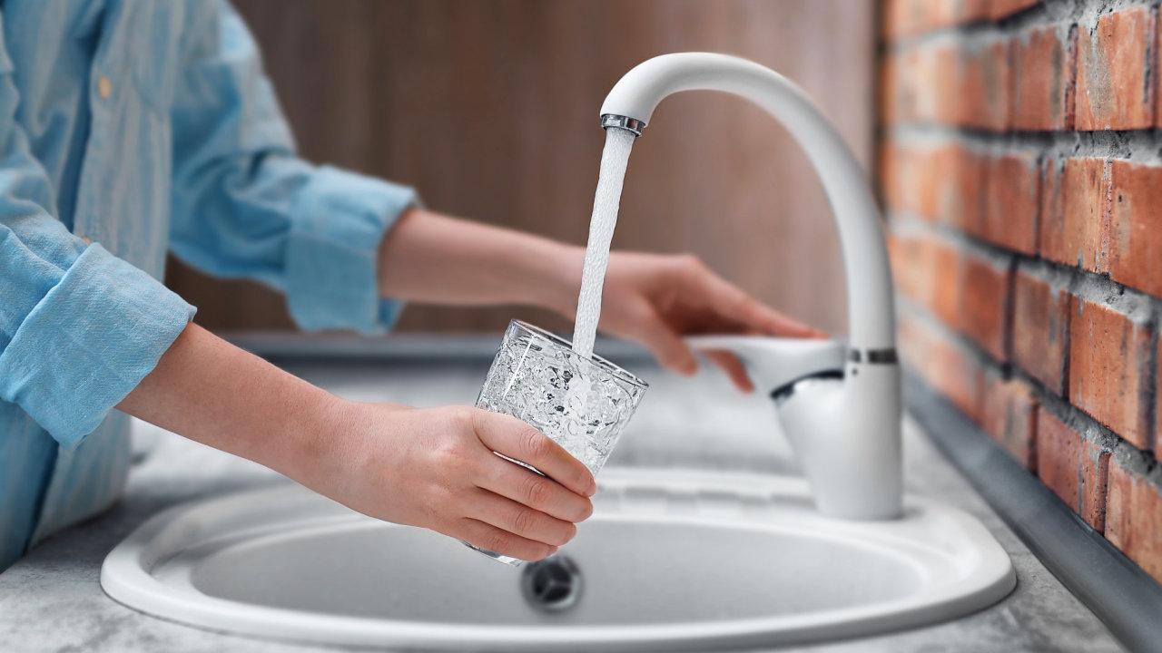 Voda, vodovod, kohoutek - ilustrační foto