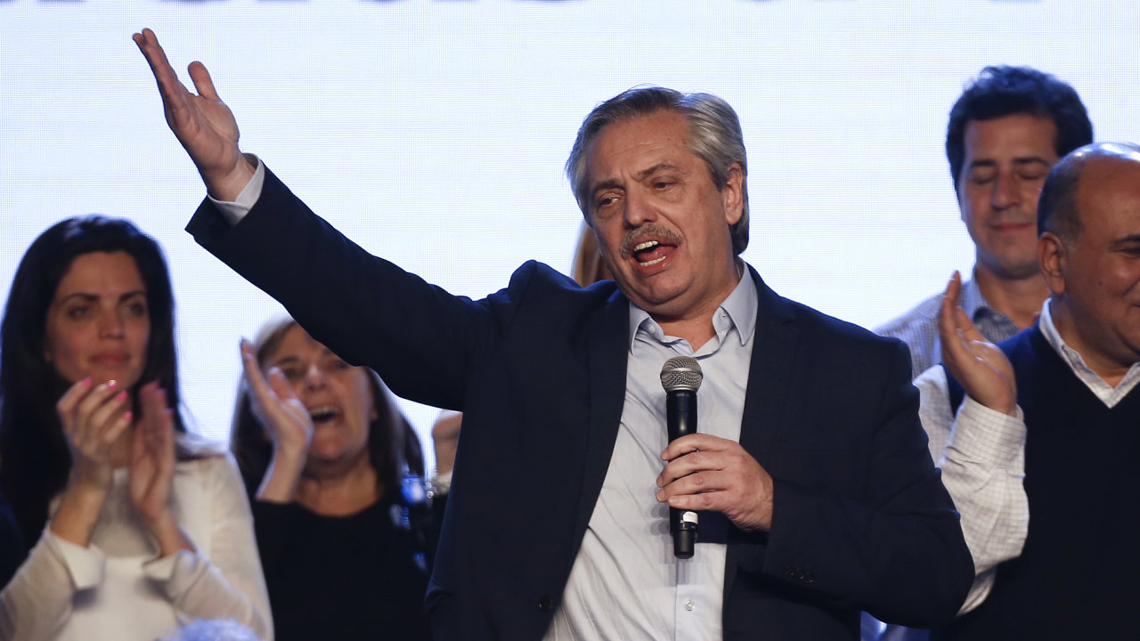 Argentina, Alberto Fernández