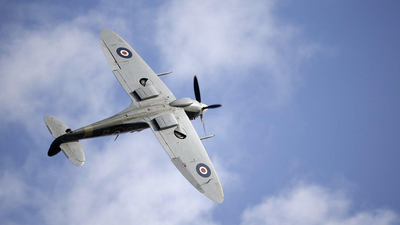 Spitfire - ilustrační foto