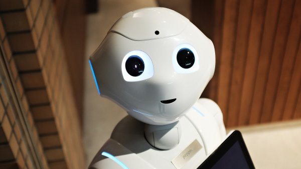 Robot, robotizace, ilustrační foto