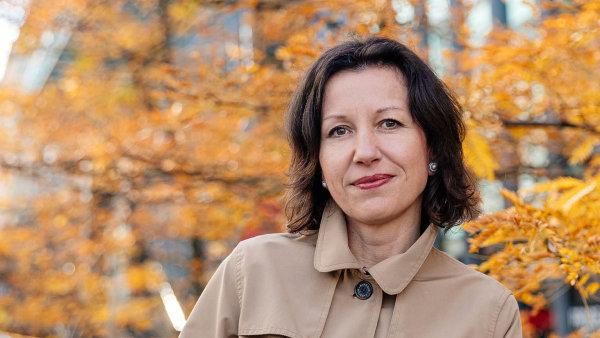 Kateřina Velanová, firemní manažerka benefitů aodměn v ExxonMobil.