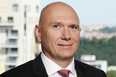 Dalibor Kačmář, ředitel pro technické standardy ve společnosti Microsoft Česká republika a Slovensko