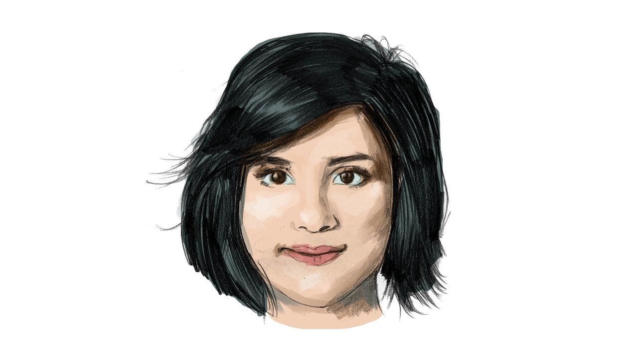 Saúdskoarabská bojovnice zapráva žen Loujain al-Hathloulová