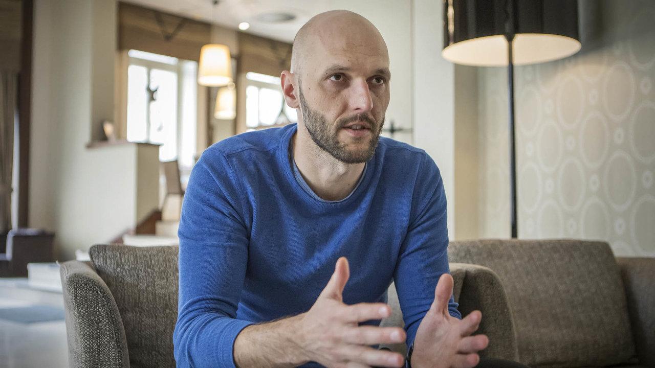 Podnikatel Michal Truban stojí včele strany Progresivní Slovensko, která jde dovoleb společně se stranou Spolu. Jejich preference se pohybují těsně nad deseti procenty.