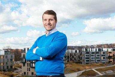 Fandí starším. Jednatřicetiletý šéf firmy Dáme jídlo Filip Fingl věří zaměstnancům nad padesát let jako spolehlivým a loajálním.