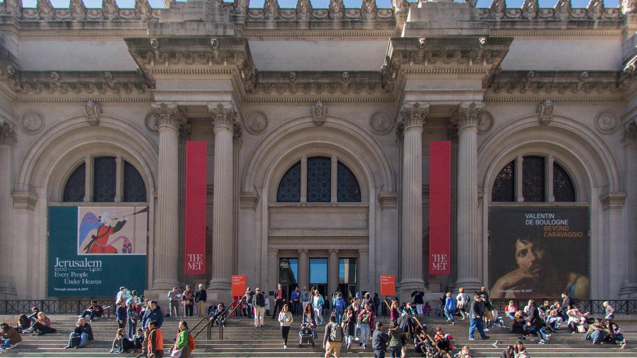 Metropolitní muzeum vNew Yorku, které zavřelo začátkem března minimálně dočervence, předpokládá ztrátu kolem 100 milionů dolarů.
