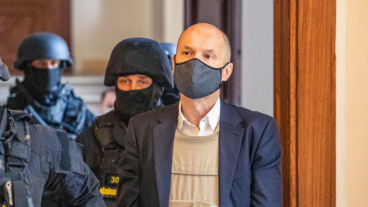 Jiří Švachula je obžalovaný za stamilionové manipulace jak na radnici městské části Brno-střed, tak v brněnských městských firmách.