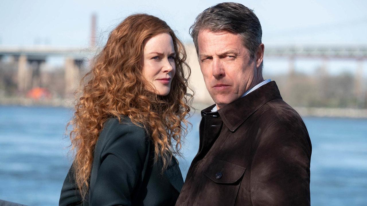 Nicole Kidmanová a Hugh Grant ztvárňují v seriálu Mělas to vědět ideální pár. Jejich rodinný život však dostane trhliny, když manžel zmizí a vrátí se jako obviněný z vraždy.