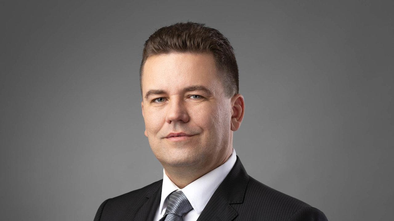 Martin Provazník, ředitel společnostiFivoka