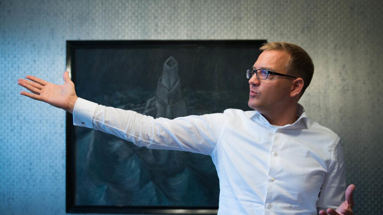 Třetí nejbohatší Čech: Daniel Křetínský vyrostl na energetice. ZEPH vytvořil celoevropský gigant. Nakupoval ale ivdalších odvětvích.