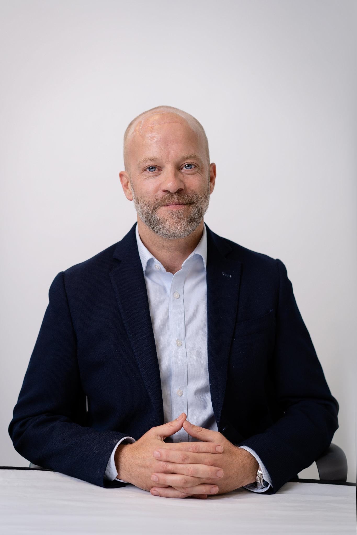 Harry Bannatyne, partner a ředitel průmyslového oddělení Colliers