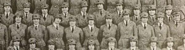 Ženský sbor britského královského vojenského letectva s Florence Greenovou