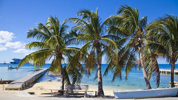 Kajmanské ostrovy, jeden z daňových rájů