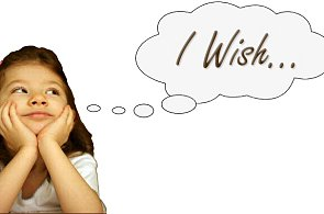 I wish...