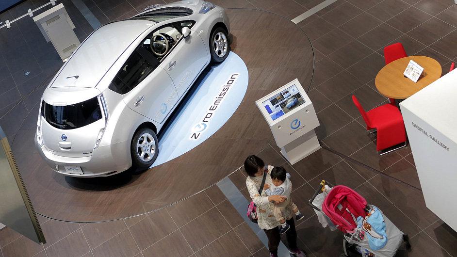 Elektromobil Leaf