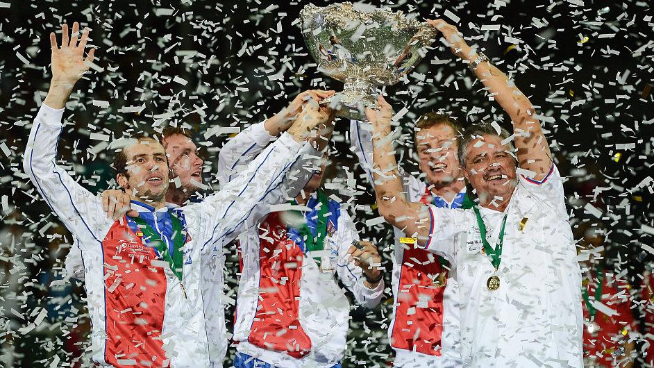 Vítězství v Davis Cupu