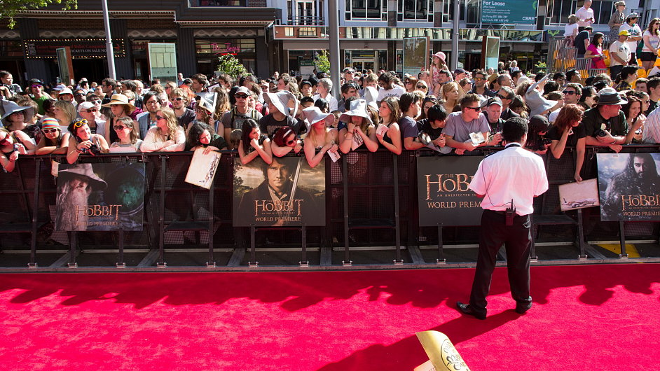 Premiéra filmu Hobit: Neočekávaná cesta
