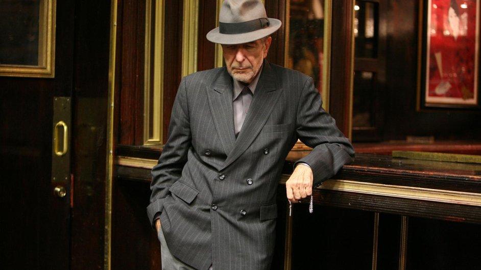 Leonard Cohen hrál v Praze naposledy v roce 2009, vrátí se letos v červenci