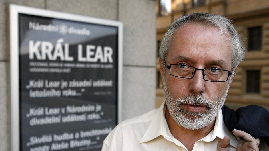 Ondřej Černý byl z funkce šéfa Národního divadla v Praze odvolán vloni v září.