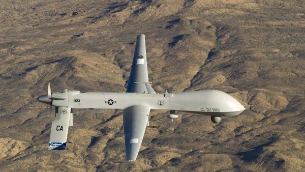 Americk� bezpilotn� letoun MQ-1 Predator, ilustra�n� foto