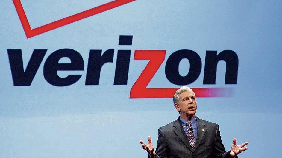 Verizon - Ilustrační foto.