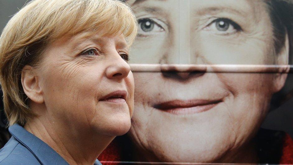 Kam příští čtyři roky povede Angela Merkelová Německo