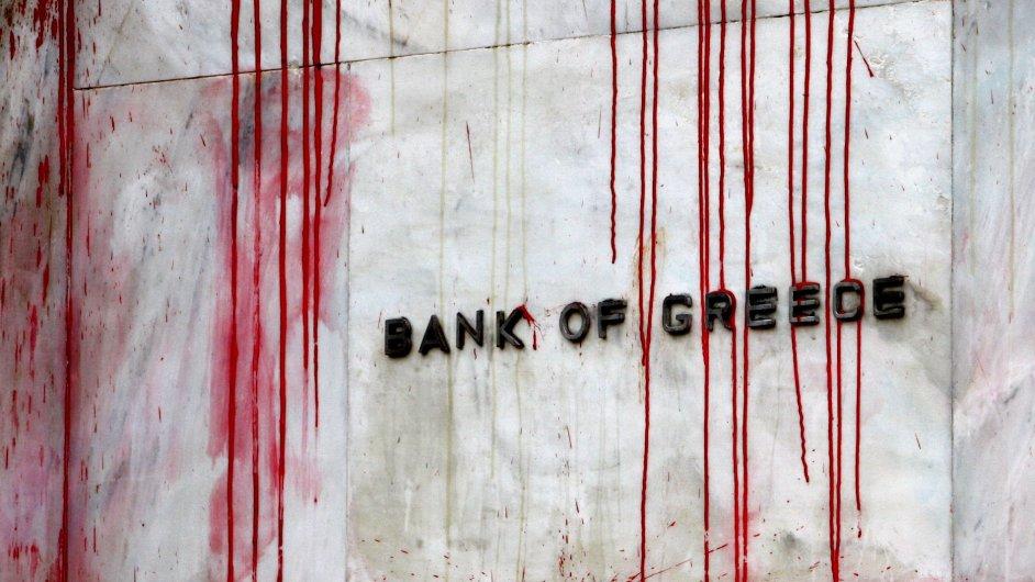 Řecko v krizi - Ilustrační foto.