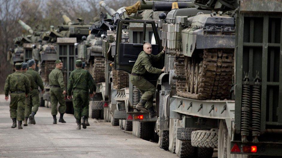 Krymská krize (ilustrační foto)