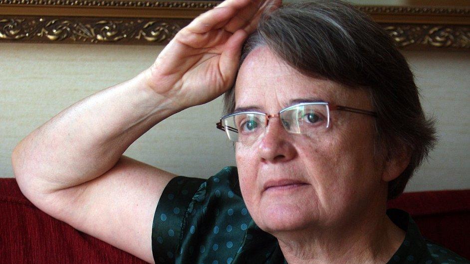 Agnieszka Hollandová natočí adaptaci knihy Olgy Tokarczukové.
