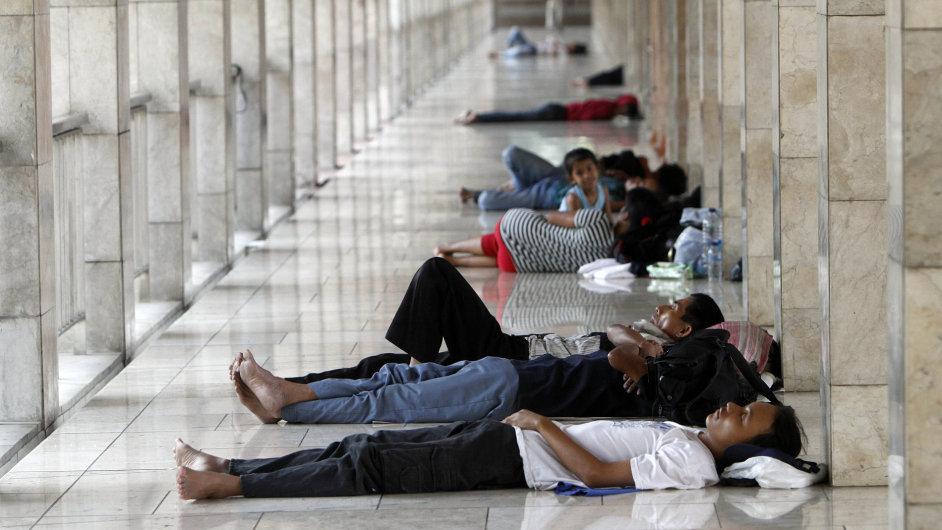 Jak vypadají muslimské dny během ramadánu?