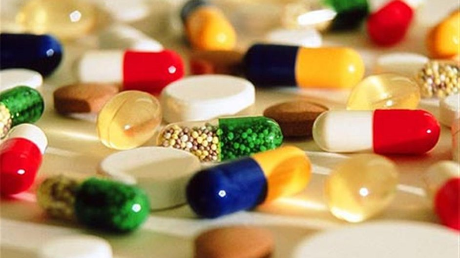 Léky z Číny míří na český trh.