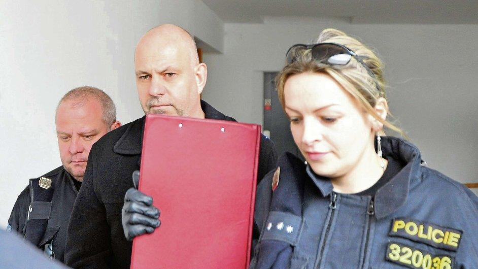 Martin Dědic byl od konce března do poloviny června ve vazbě