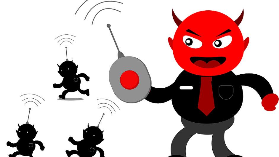 Nevhodná kontrola zaměstnanců