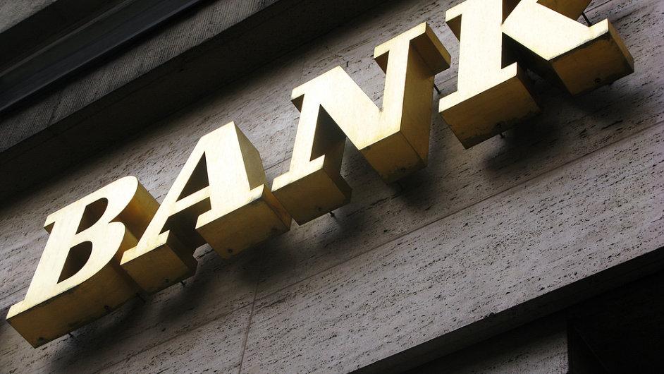 Banka (ilustrační foto).