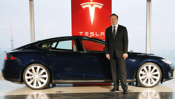 ��f Tesla Motors Elon Musk dom�nu tesla.com v�dy cht�l.