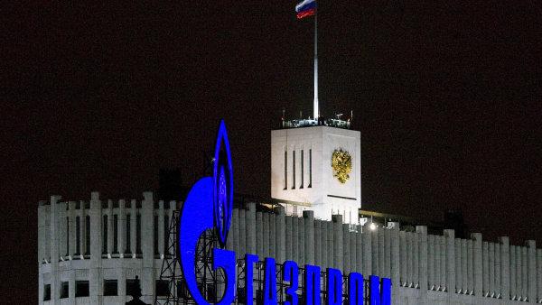 Gazprom letos po��t� se zv�en�m t�by zemn�ho plynu o 15 procent.