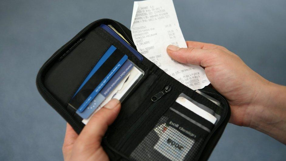 Vláda podpořila elektronickou evidenci tržeb - Ilustrační foto.