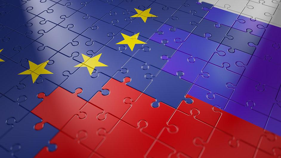 evropská unie rusko ilustrační foto