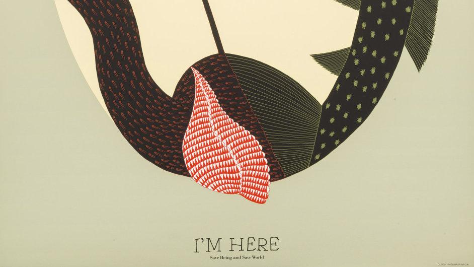 Jeden z plakátů, které získalo Uměleckoprůmyslové museum.