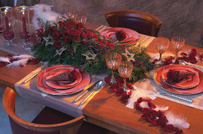 Lesk a půvab štědrovečerní tabule: Jaká jsou pravidla vánočního stolování?