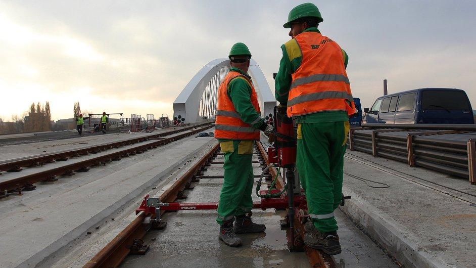 Dělníci (Ilustrační foto).