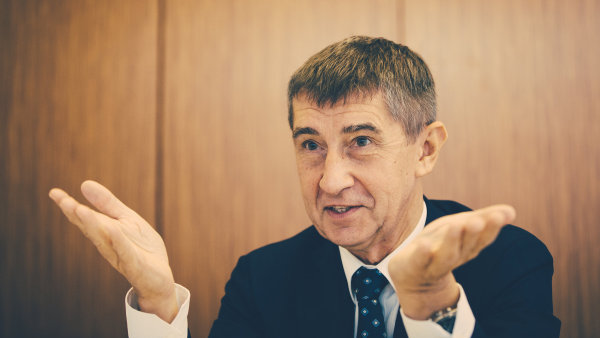 Podle ministra financí Andreje Babiše by mohly být sněmovní volby dříve.