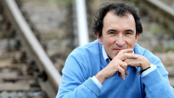 Filmař Matej Mináč na snímku z roku 2011.