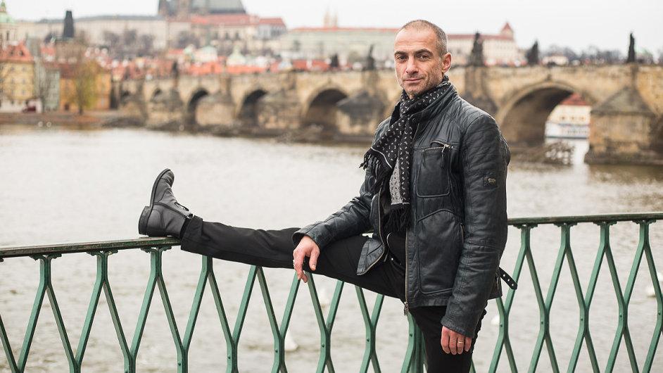 Na snímku umělecký šéf Baletu Národního divadla Petr Zuska.