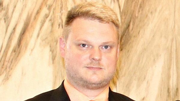 Lukáš Vymětal, generální ředitel Agentury pro podnikání a inovace (API)