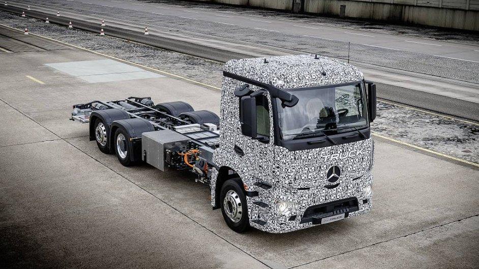 Mercedes-Benz Trucks Elektromobilität  Mercedes-Benz Trucks
