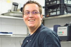 Specialitou brn�nsk� restaurace je jelen s chobotnic�. V Americe jsou bl�zniv� kombinace b�n�, ��k� Jan Kaplan