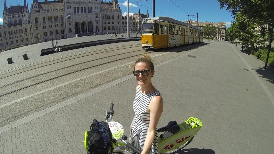 Lucie Radová, blog