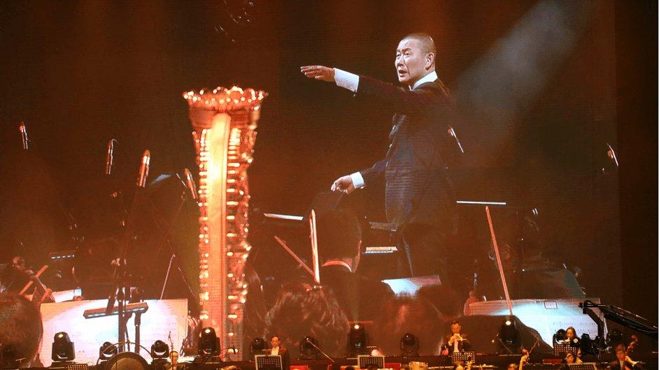 Devětapadesátiletý skladatel Tan Dun je jednou z největších čínských hvězd v oboru klasické hudby.